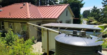 Rainwater Storage System