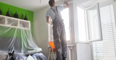 Ceiling Removal