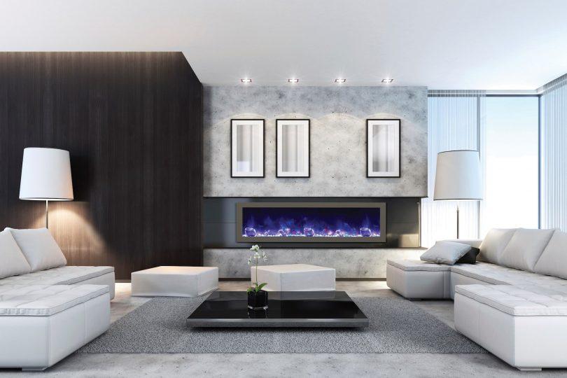 Inspiring Designer Fireplaces