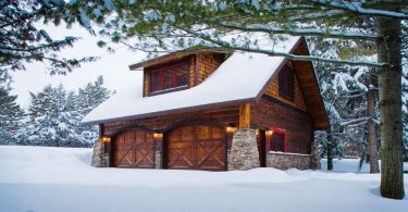 winter garage tips
