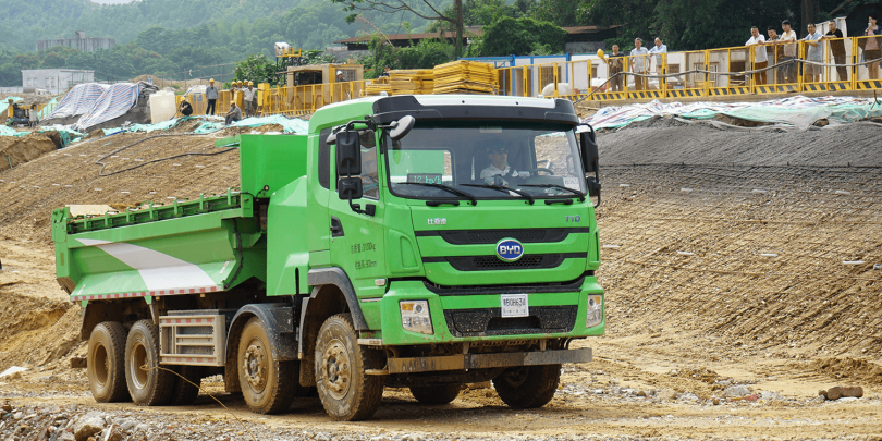 Methods to Purchase Used Dump Trucks