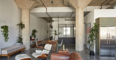 modern loft design