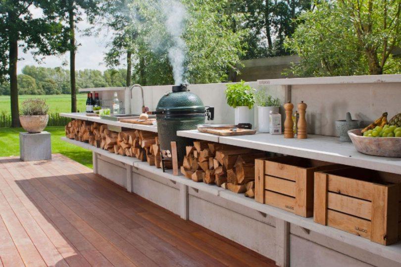 Outdoor Modern Kitchen Ideas On a Budget