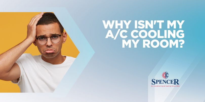 Why isn't My A/C Cooling My Room?